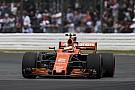 McLaren, Pirelli'nin 2018 lastiklerini test ediyor