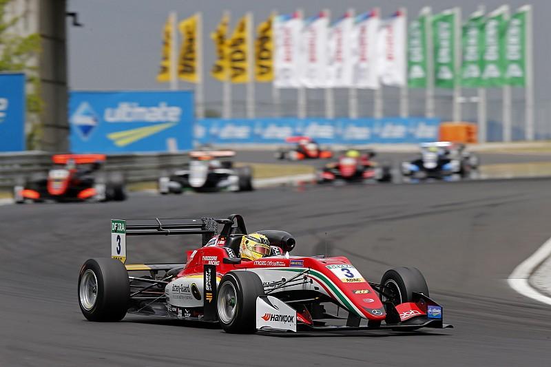 Євро Ф3 на Норісринзі: Гюнтер виграв першу гонку