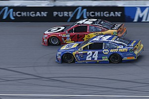 NASCAR Cup Breaking news Survey ranks Larson and Elliott as two of hottest brands under age 25