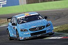WTCC Monza WTCC: Bjork leads Volvo 1-2 in second practice