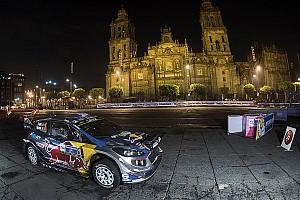 WRC 速報ニュース 【WRC】トランプ大統領の影響でWRCメキシコ開催者が資金難に