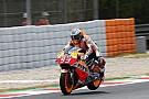 Marquez terjatuh empat kali dalam sehari di Catalunya
