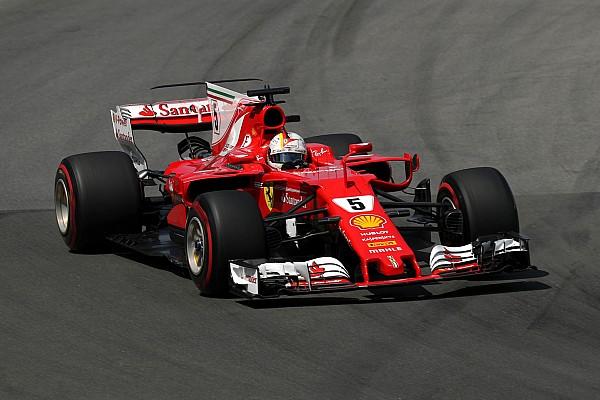 F1 Sebastian Vettel repite como 'Piloto del día' en Canadá