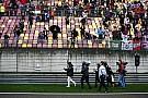 """【F1】中国GP初日はほとんど走れず……""""不測の事態""""への対策の必要性"""