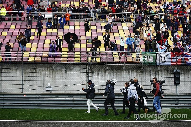 F1 pide crear un plan de contingencia tras la cancelación en China