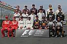 F1 Estos son los pilotos y equipos para la temporada de F1 en 2018