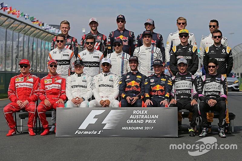Das sind die Fahrer und Teams der Formel-1-Saison 2018