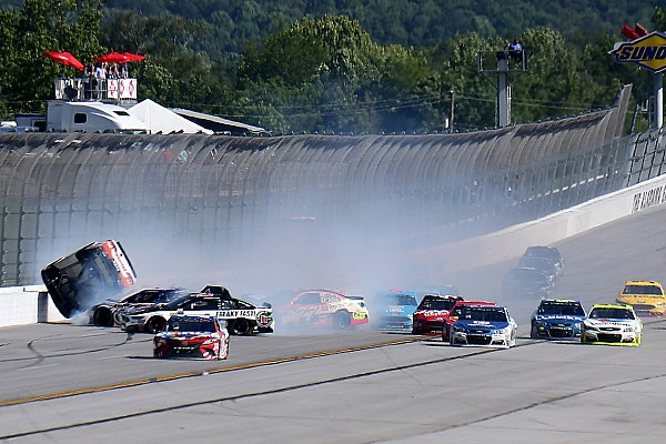 NASCAR Cup Special feature Send us your questions for this week's NASCAR Mailbag