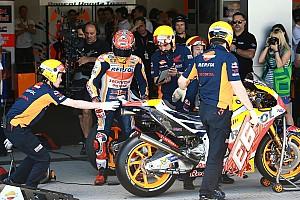 MotoGP Важливі новини Механіки MotoGP вдягатимуть шоломи під час розминки