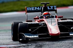 GP3 Qualifiche Aitken piazza subito la zampata e coglie la pole a Barcellona
