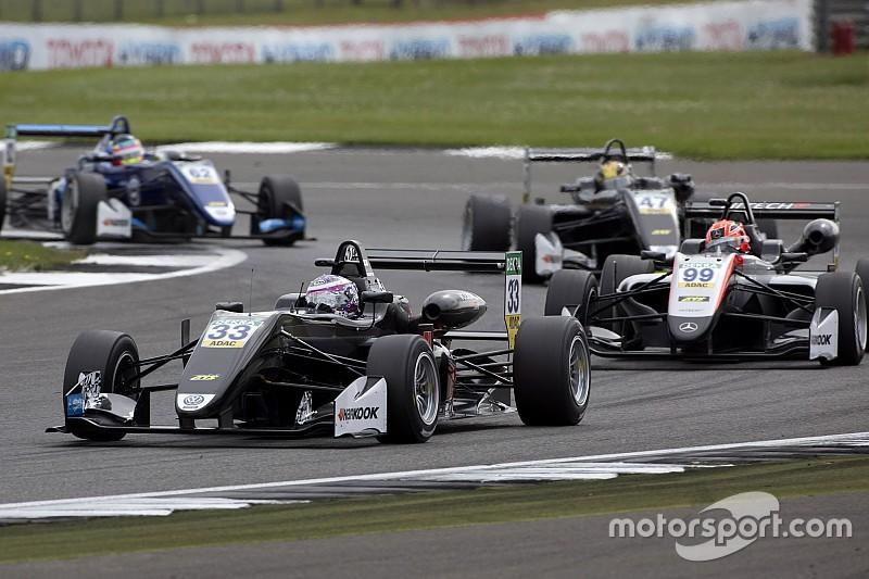 【F3ヨーロッパ】開幕戦レース3:牧野15位、佐藤18位と厳しい結果に