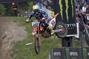 MXGP Race report MXGP Trentino: Cairoli akhirnya menang lagi