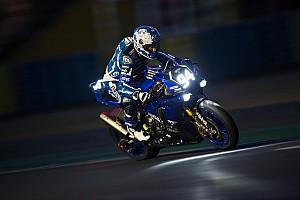 FIM Resistencia Crónica de Carrera David Checa y el Yamaha GMT94 ganan las 24 Horas de Le Mans