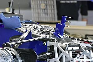 Галерея: головні технічні фото Гран Прі Великої Британії Ф1