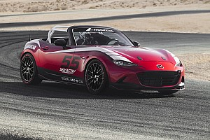 Automotive Breaking news 2017 Mazda Global MX-5 Cup first drive - video