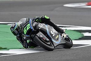 Moto2 Ultime notizie Stefano Manzi centra un grande settimo posto a Silverstone