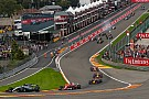 Belgian GP secures three-year F1 contract extension at Spa