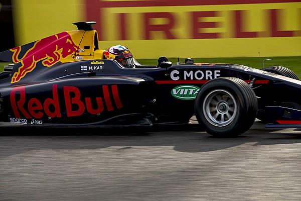 Red Bull, Kari'yi Formula 1 gelişim programından düşürecek