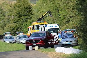 Oberhallau : un accident fatal à la course de côte Suisse