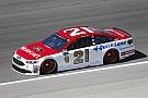 Dank Ryan Blaney: Wood Brothers erstmals seit 2004 auf NASCAR-Pole