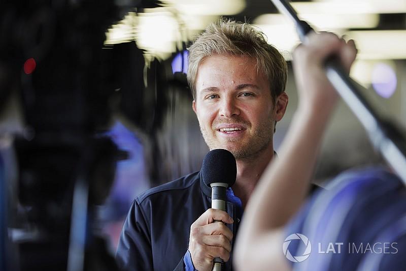 Rosberg participará de GP do Japão de F1 como comentarista