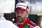WTCC Tiago Monteiro sufre un fuerte accidente en unos test en el Circuit de Barcelona-Catalunya