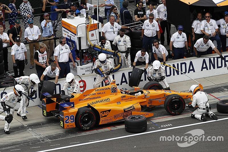 IndyCar confirma su apoyo para los planes de McLaren en 2019