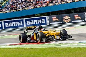 Algemeen Nieuws Hülkenberg rijdt officieus baanrecord tijdens Gamma Racing Day