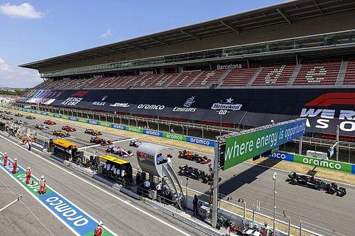 2020 F1 Spanish Grand Prix race results