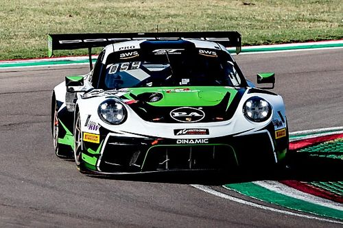GTWC Endurance: Dinamic Motorsport domina la 6h del Nurburgring