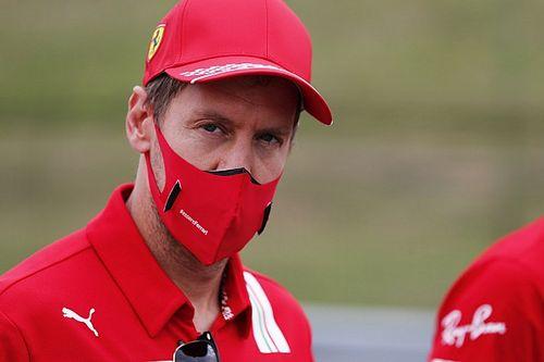 """Irvine defende que Ferrari deveria pagar Vettel para não correr em 2020: """"É destrutivo ter ele lá"""""""