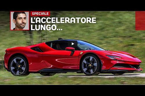 Ferrari SF90 Stradale, prova su strada e pista con 1.000 CV