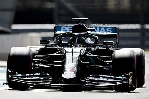 Mercedes: perché la super potenza (1022 cv) è sospetta?