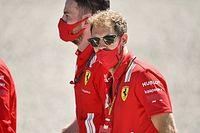 Coletiva online, reconhecimento de pista e mensagens de segurança: veja imagens da quinta-feira da F1 na Áustria