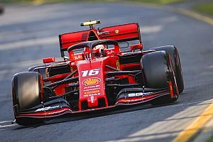 Ferrari: Niveau van Leclerc een goed startpunt voor 2019