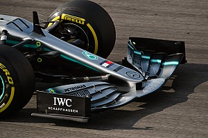 Video: How all the 2019 F1 front wings compare