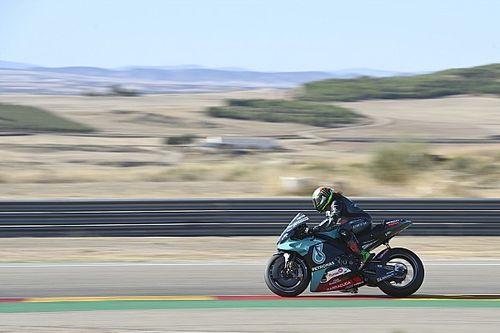 MotoGP: Morbidelli vence GP de Teruel após grande domínio