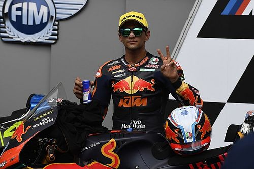 Piloto de Moto2 vuelve a dar positivo por COVID-19