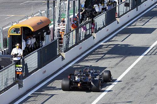 La pénalité de Lewis Hamilton à Monza expliquée