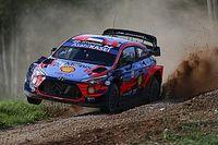 WRCエストニア:タナク母国で勝利。トヨタ勢は3位オジェが最上位