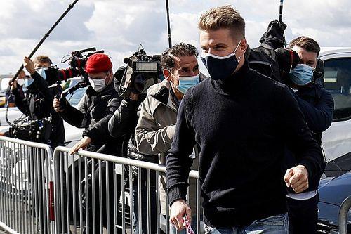 Red Bull s'est éloigné de Hülkenberg après la victoire de Pérez