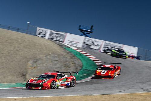 Ferrari Challenge returns to Weathertech Raceway Laguna Seca