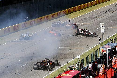 Los pilotos escribieron a la FIA por el accidente de Mugello