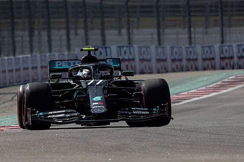 Rusya GP 2. antrenman: Bottas ve Mercedes lider