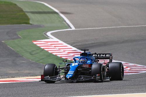 Alpine, preocupado por el ritmo de Alonso y Ocon con calor tras el GP de Bahrein