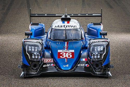 Alpine presenta su coche LMP1para el WEC 2021