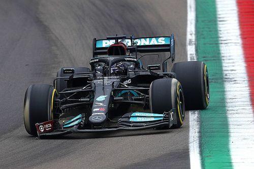 """Villeneuve: """"Imola, Hamilton'ın risk almamaya alıştığını gösterdi"""""""