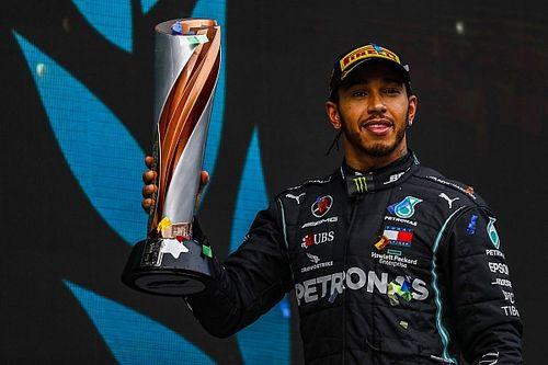 Hamilton no topo: veja os salários dos pilotos da Fórmula 1 em 2020