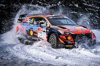 How Ott Tanak froze out the competition at the Arctic Rally