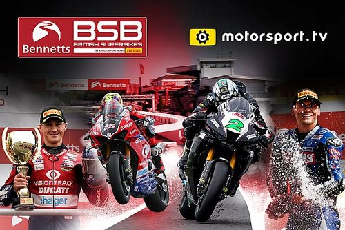 British Superbike w Motorsport.tv